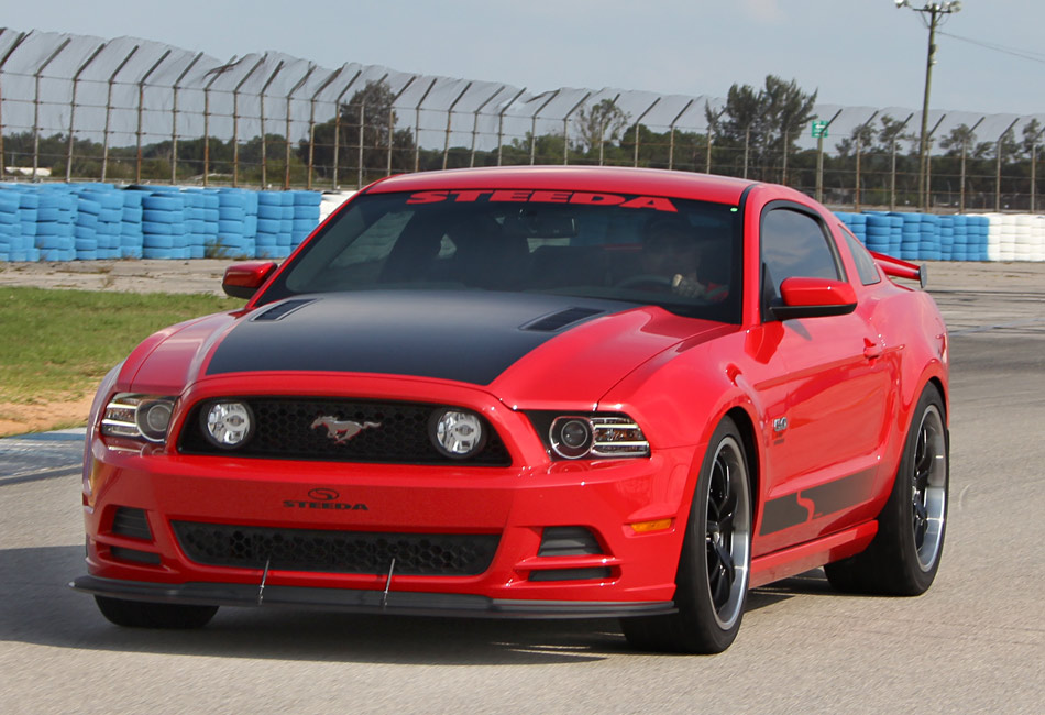 Steeda Vehicle Program Takes Off In High Gear