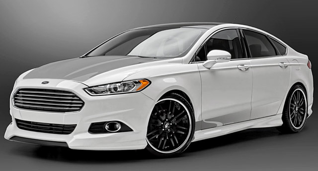 Available Soon:  The 2013 Steeda Fusion Sport