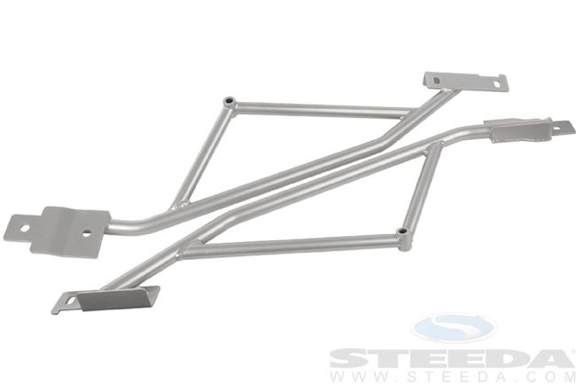 Steeda Autosports Releases an All-New Subframe Support System for S550 Mustangs
