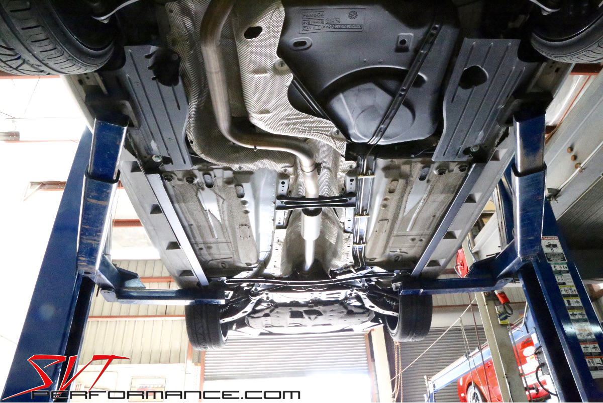 Steeda 2013 focus st jacking rails install steeda autosports