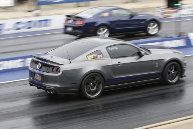 We Test the Steeda Mustang Clutch Assist Spring With Great Results