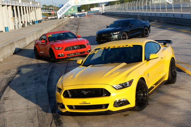 Steeda Autosports Goes Worldwide With Limited-Production Serialized Ford Mustang, F-150, Focus ST & Fusion Vehicles